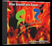"""CD """"Hier brennt ein Feuer"""" und andere RORitäten"""