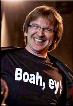 ROR T-Shirt Boah, ey!