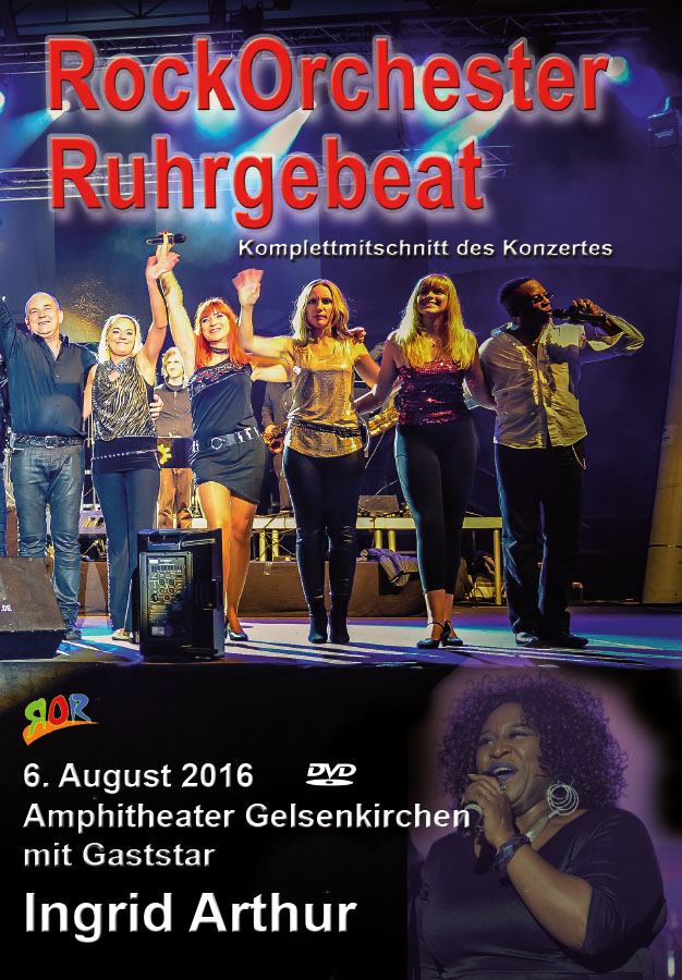 DVD Rock Orchester Ruhrgebeat