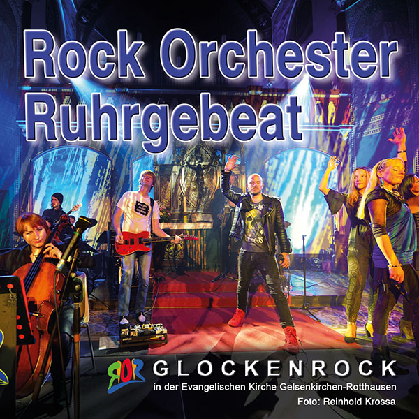 CD Rock Orchester Ruhrgebeat