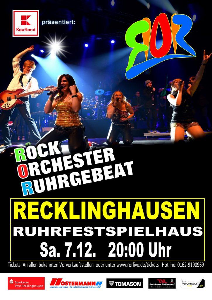 Konzert Plakat