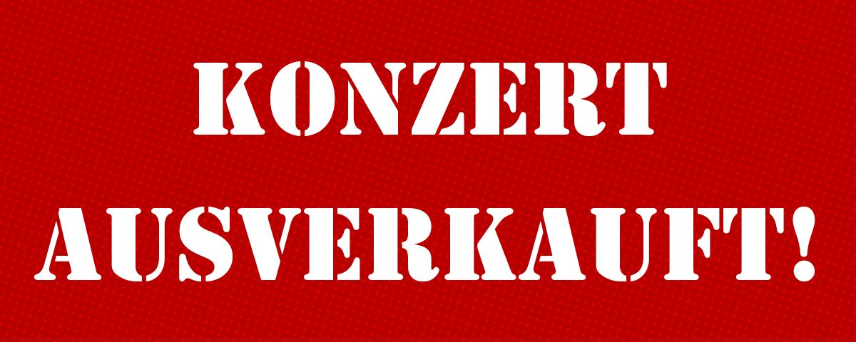 Rock Orchester Ruhrgebeat - AUSVERKAUFT!